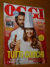 OGGI 2011/49=CARLO CRACCO=LUCIA RIZZI=SANTO VERSACE=LAURA CHIATTI=KATE FRETTI=