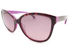CALVIN KLEIN Lunettes de soleil femme violet Havana/Violet Gradient CK4258 346