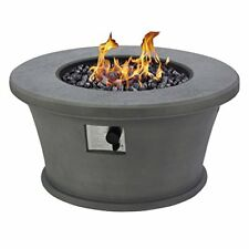 Foremost Outdoor Gas Dome Fire Pit Table