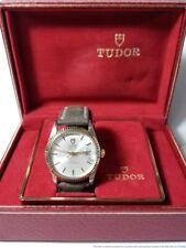 Vintage Rolex Tudor Oyster Prince Date 94613 Gold Steel w Box