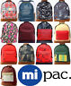 Mi Pac Backpack Rucksack Bag - BARGAIN CLEARANCE - CHEAPEST ONLINE