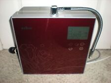 Erom PREMIUM Zion M-6000S Alkaline Water Ionizer ASIS UNTESTED SPEAKS KOREAN????
