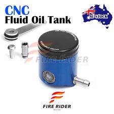 AU Blue Fluid Reservoir Front Brake For Suzuki GSXR 750 99-15 10 11 12 13 14