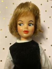 Vintage Ideal Tammy Doll Dressed T-12 Grown Up w/ Page Boy 1965