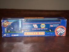 WINNERS CIRCLE - NASCAR - NAPA - #15 -TEAM TRANSPORTER - TRAILER RIG - NEW