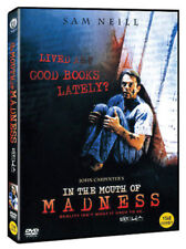 In The Mouth Of Madness / John Carpenter (1995) - DVD new