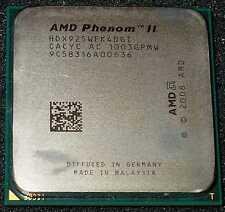 AMD Phenom II X 4 925 2.8GHz Quad-Core Processor, HDX925WFK4DGI, AM3