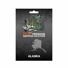 onXmaps HUNT Alaska Chip For GPS Public/Private Land Ownership 24k Topo Maps NEW