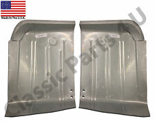 1964 FORD MERCURY GALAXIE  FRONT FLOOR PANS   NEW PAIR! FREE SHIPPING!