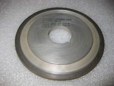 125 mm x 7 mm x 32 mmkw Vollmer Style Dual Grit 3A1 Diamond Grinding Wheel