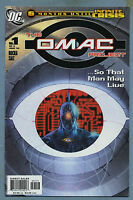 The OMAC Project #1 2005 [Infinite Crisis] Greg Rucka DC m