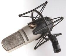 JTS JS-1 Large Diaphragm Studio Microphone Cardioid + shockmount/windshield/case
