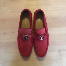Louis Vuitton suede loafers UK Size 7,5 (IT41,5)