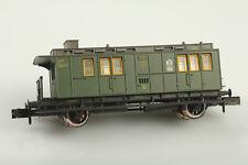 Arnold N 3048 DRG Packwagen mit Postabteil Staub/Schmutz   OVP-Mängel