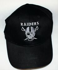NFL Oakland Raiders Embroidered baseball hat and patches -Free Shipping + tra..
