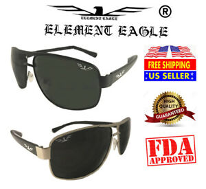 New Element Eagle Aviator Style high quality driving Sunglasses For Men & Women