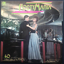 Fortymania Radio's Old Gold JAZZ LP 1976 Al Saxon Big band Swing Polka Dots Rag