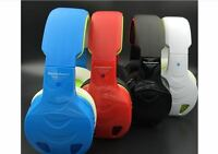 Bluetooth Headset Wireless Stereo Music Headphone with Mic For iPhone/Samsung/PC