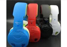 Bluetooth Auricular inalámbrico estéreo Super Grave Música Auriculares Con Micrófono