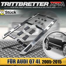 Trittbretter Schweller Seitenbretter für Audi Q7 4L 2005-2015 3.0 3.6L 4.2L 6.0L