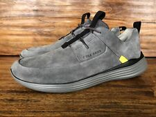 Mens Cole Haan Grandsport Fashion Sneaker C30758 Quiet Shade Grey Size 12