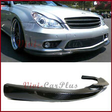 Carbon Fiber GodHand Front Spoiler Lip BENZ 06-10 W219 CLS55 CLS63 OE AMG Bumper