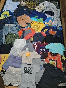 #326💙 Huge Bundle Of Boys Clothes 2-3years NEXT GEORGE PAW PATROL M&S REBEL
