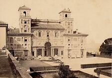 ROME c. 1870 - Villa Médicis Italie  - 44