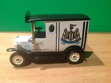 Lledo VERY RARE Model T Ford Van - NEWCASTLE UNITED FOOTBALL CLUB