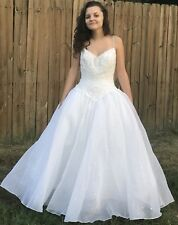 Eve Of Milady Ball Gown/Duchess Wedding Dresses for sale | eBay