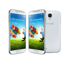 5.0'' New Samsung Galaxy S4 GT-I9500 - 16GB White Frost (Unlocked) Smart Phone