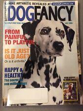 DOG FANCY MAGAZINE July 2006 Canine Arthritis DALMATIAN/DOBERMAN DOUBLE COVER