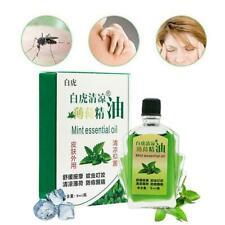 9ml Menthol Balm Refreshing Relief Headache Oil Rheumatism New Abdominal W5F1