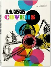 Taschen.: Jazz Covers by Joaquim Paulo (2019, Hardcover)