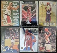 Lot of (6) Charles Barkley, Including Far Out! disco, Emissaries & other inserts