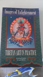 Images of Enlightenment: Tibetan Art In Practice (Anglais) - Jonathan Landaw