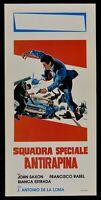 Film Squadra Special Robbery Saxon Rabel White Estrada Loma N74