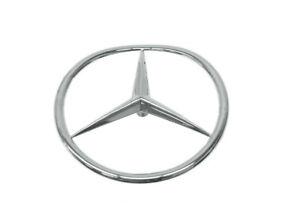 Genuine Mercedes Benz 380SL 450SL Rear Trunk Star Emblem NEW 1077580158