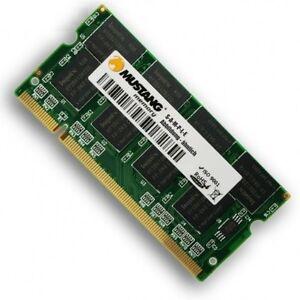 1GB DDR2 RAM Speicher Panasonic Toughbook CF-18 CF-29 PC2-5300S ab 1.6Ghz CPU
