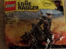 Lego Polybag Promo Lone Ranger Pump Car Disney Sealed 30260
