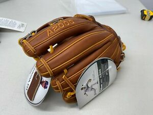 NEW WITH TAGS Wilson A2000 Baseball Glove - adult size - WTA20RB20DP15GM