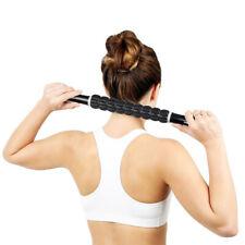 Bâton de Massage Corp Muscle Rouleau Outil Acupuncture Acupression Relaxation NF