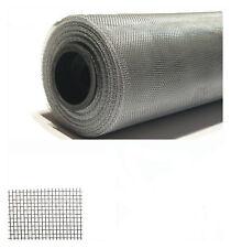 tessuto in alluminio 0,6 x 10 m zanzariera griglia RETE METALLICA