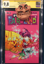 Skottie Young CGC 9.8 Signed I Hate Fairyland #8 Comic not CBCS