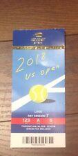 2018 US Open Official Grand Slam tennis WTA ATP Official Ticket