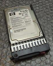 """146 GB HP 431954-003 432320-001 375863-012 2.5"""" Puerto SAS 1 10K Caddy De Disco Duro &"""