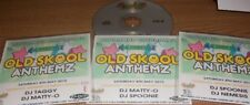 SCOUSE HOUSE OLD SKOOL ANTHEMZ - DJ: TAGGY / MATTY-O / SPOONIE ... (3xCD's)