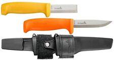 Hultafors Knife Messer im Doppelholster STK + HVK Knives In Double Holster