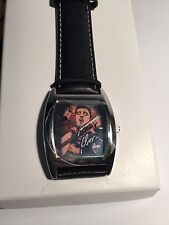 "Elvis Presley 50th Anniversary Watch ""He Dared to Rock"" New old stock 2004!"