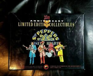Beatles Sgt. Pepper's 25th Anniversary 1992 Limited Edition Collectible Package